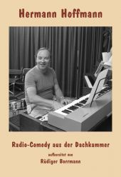 "Cover Chronik-Buch ""Radio-Comedy aus der Dachkammer"""