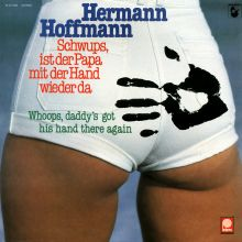"Cover ""Whoops, daddy's got his hand there again"" (1979)"